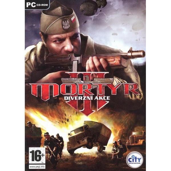 Mortyr 3: Diverzné akcie CZ