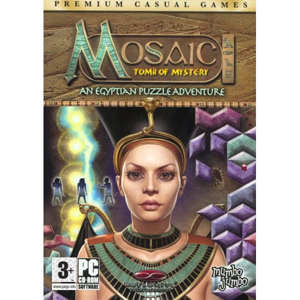 Mosaic: Tomb of Mystery