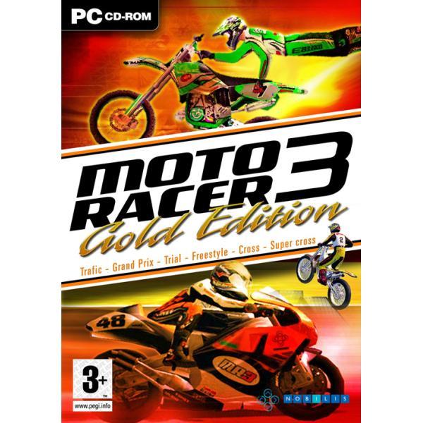 Moto Racer 3 (Gold Edition)