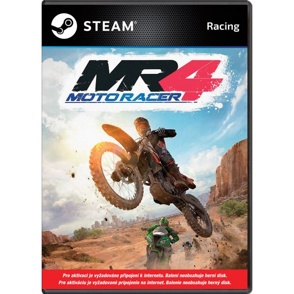 Moto Racer 4 PC Code-in-a-Box