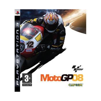 MotoGP 08 [PS3] - BAZÁR (použitý tovar)