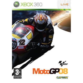 MotoGP 08- XBOX 360- BAZÁR (použitý tovar)