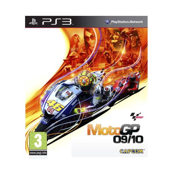 MotoGP 09/10 [PS3] - BAZÁR (použitý tovar)