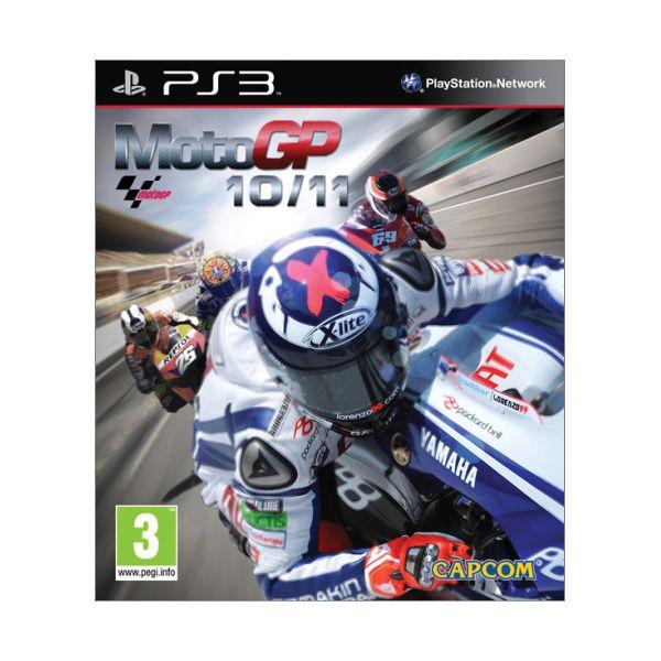 MotoGP 10/11 [PS3] - BAZÁR (použitý tovar)