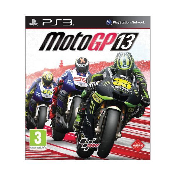 MotoGP 13 [PS3] - BAZÁR (použitý tovar)