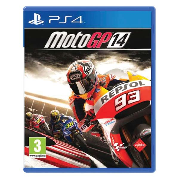 MotoGP 14 [PS4] - BAZÁR (použitý tovar)