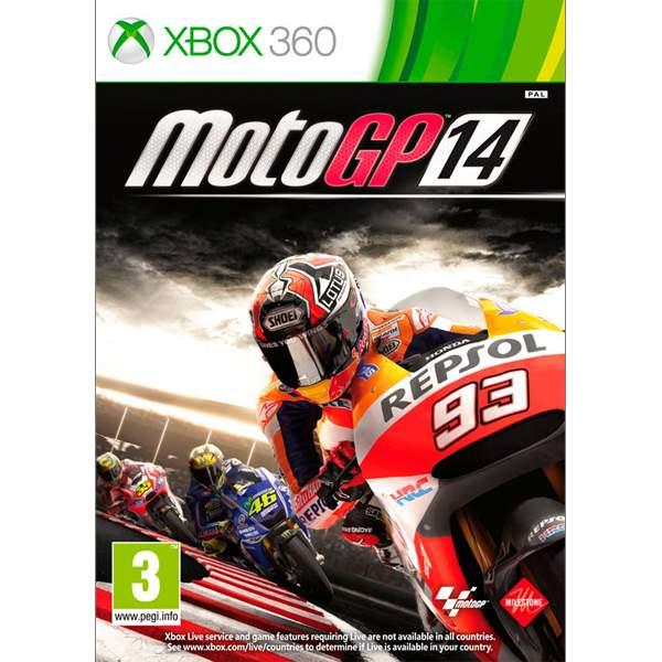MotoGP 14 [XBOX 360] - BAZÁR (použitý tovar)