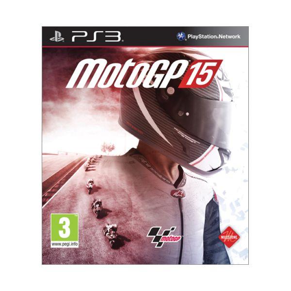 MotoGP 15 [PS3] - BAZÁR (použitý tovar)
