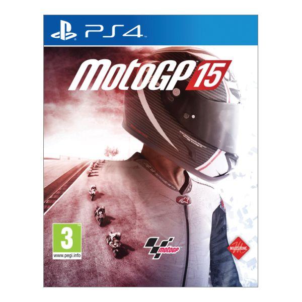 MotoGP 15 [PS4] - BAZÁR (použitý tovar)