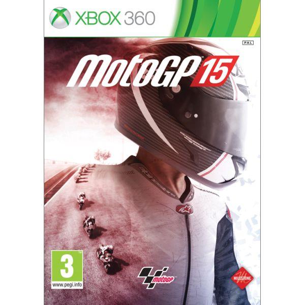 MotoGP 15 [XBOX 360] - BAZÁR (použitý tovar)