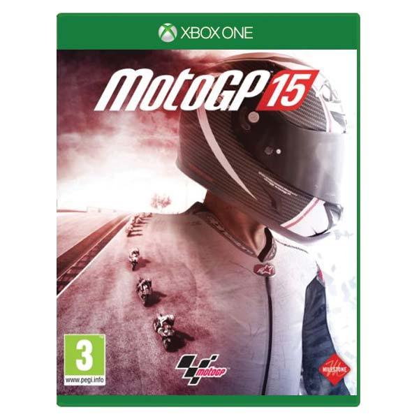 MotoGP 15 [XBOX ONE] - BAZÁR (použitý tovar)