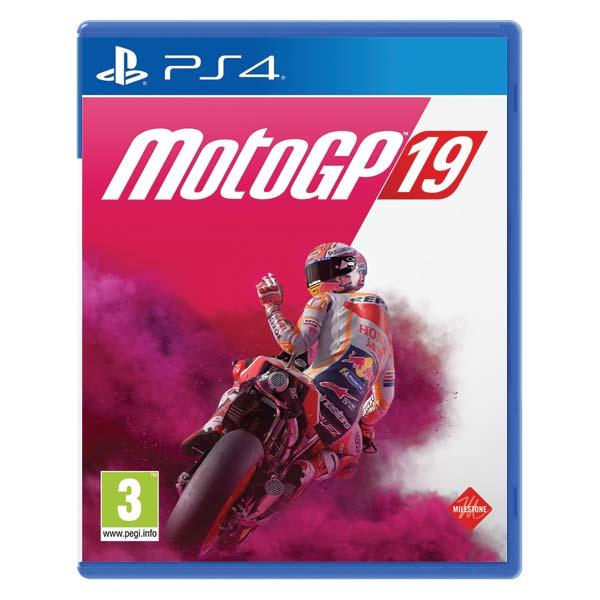 MotoGP 19 [PS4] - BAZÁR (použitý tovar)