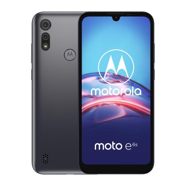 Motorola Moto E6s, 4/64GB, Dual SIM, Meteor Grey - SK distribúcia