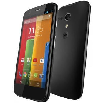 Motorola Moto G, 8GB   Black, Trieda C - použité, záruka 12 mesiacov