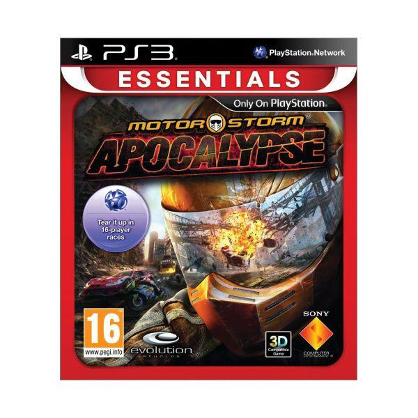MotorStorm: Apocalypse [PS3] - BAZÁR (použitý tovar)
