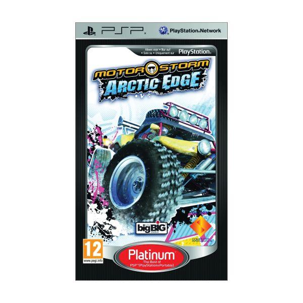 MotorStorm: Arctic Edge [PSP] - BAZÁR (použitý tovar)