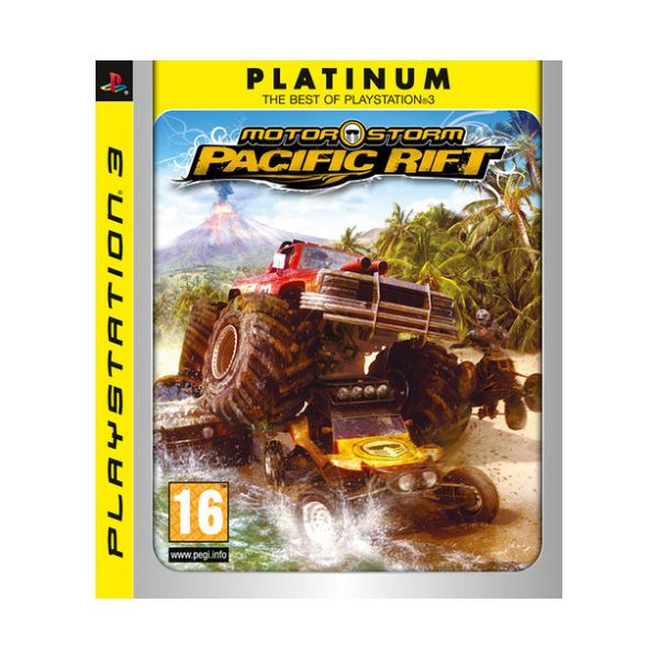 MotorStorm: Pacific Rift-PS3 - BAZÁR (použitý tovar)