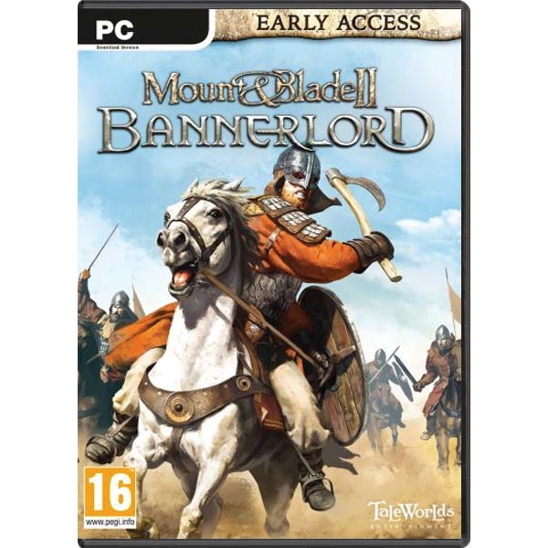 Mount & Blade 2: Bannerlord (Early Access) PC Code-in-a-Box CD-key