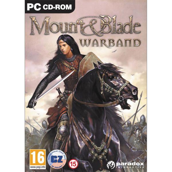 Mount & Blade: Warband CZ PC