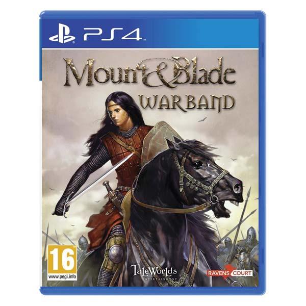 Mount & Blade: Warband [PS4] - BAZÁR (použitý tovar)
