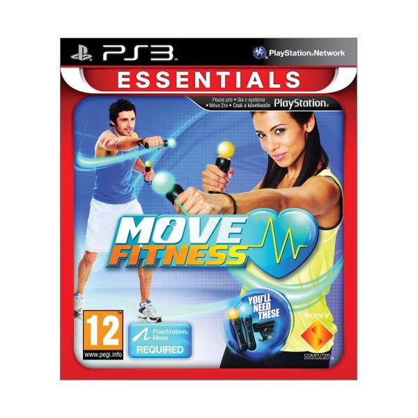 Move Fitness-PS3 - BAZÁR (použitý tovar)