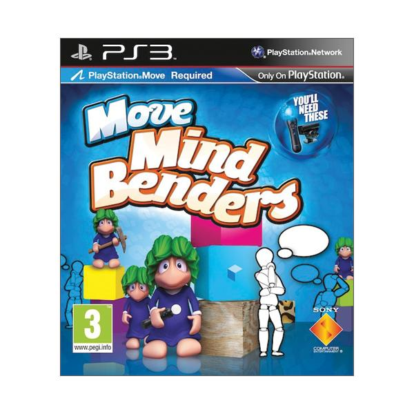 Move Mind Benders PS3