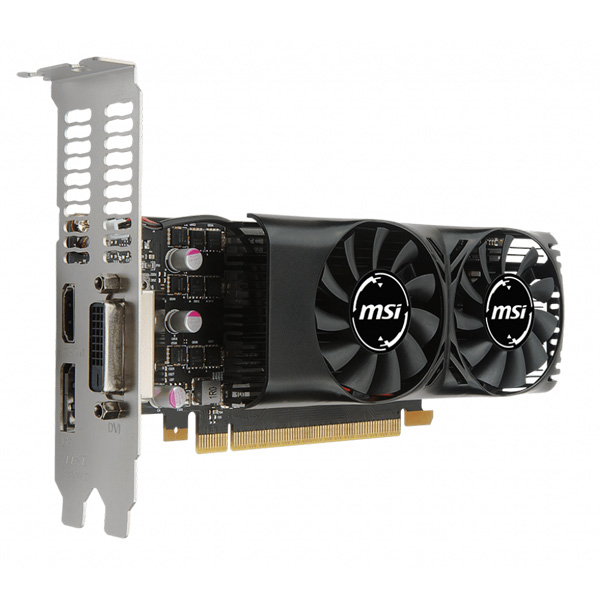 MSI GeForce GTX 1050 Ti 4GT LP GTX 1050 Ti 4GT LP