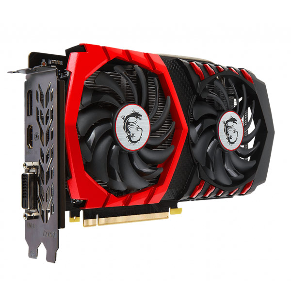 MSI GeForce GTX 1050 Ti GAMING X 4G GTX 1050 Ti GAMING X 4G
