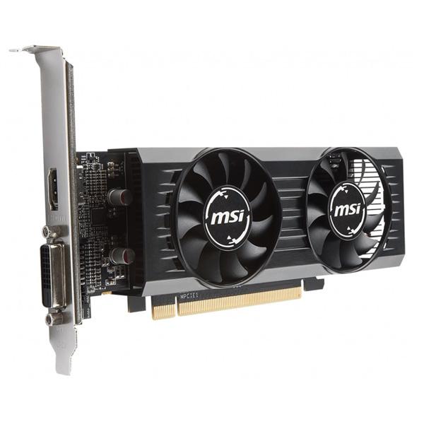 MSI Radeon RX 550 4GT LP OC Radeon RX 550 4GT LP OC