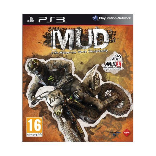 MUD: FIM Motocross World Championship [PS3] - BAZÁR (použitý tovar)