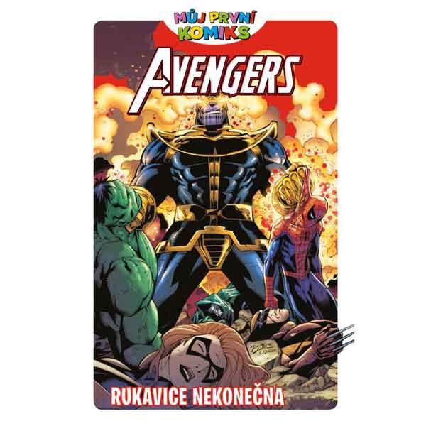 Mùj první komiks: Avengers - Rukavice nekoneèna