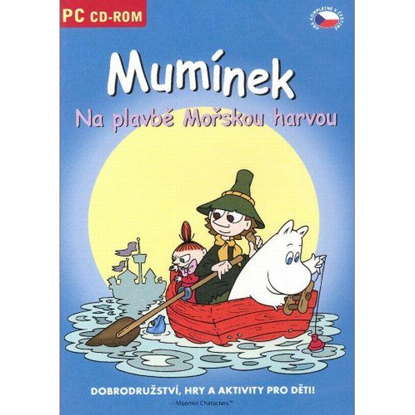 Mumík na plavbe Morskou harvou CZ