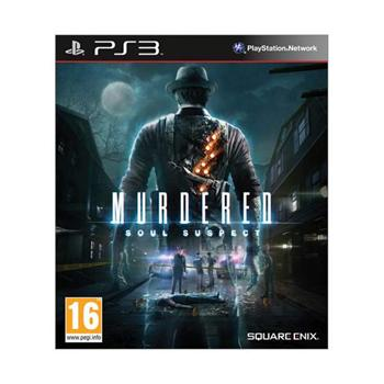Murdered: Soul Suspect [PS3] - BAZÁR (použitý tovar)