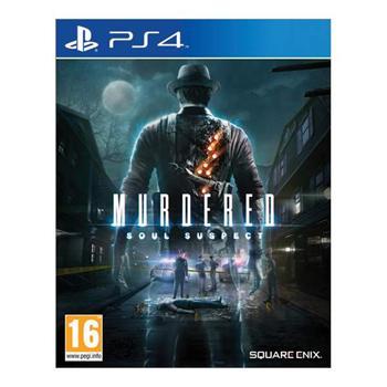 Murdered: Soul Suspect [PS4] - BAZÁR (použitý tovar)