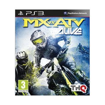 MX vs ATV: Alive PS3 - BAZÁR (použitý tovar)