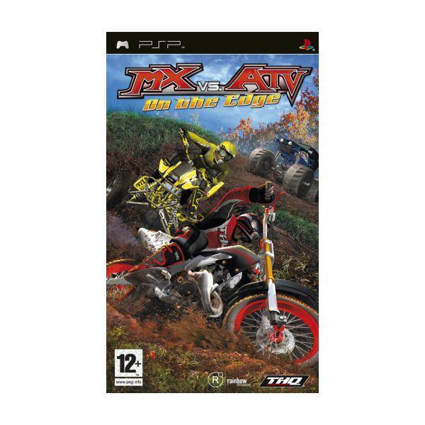 MX vs. ATV: On the Edge