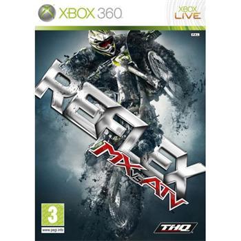 MX vs. ATV: Reflex [XBOX 360] - BAZÁR (použitý tovar)