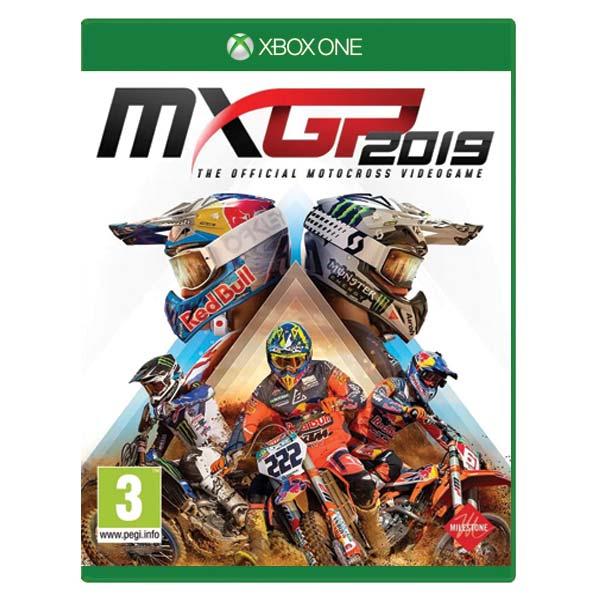 MXGP 2019 [XBOX ONE] - BAZÁR (použitý tovar)