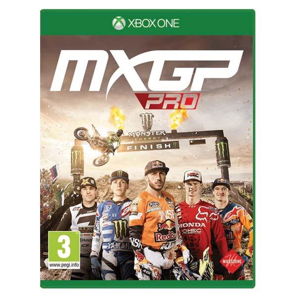 MXGP PRO [XBOX ONE] - BAZÁR (použitý tovar)