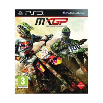 MXGP: The Official Motocross Videogame [PS3] - BAZÁR (použitý tovar)