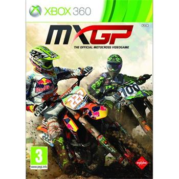 MXGP: The Official Motocross Videogame [XBOX 360] - BAZÁR (použitý tovar)