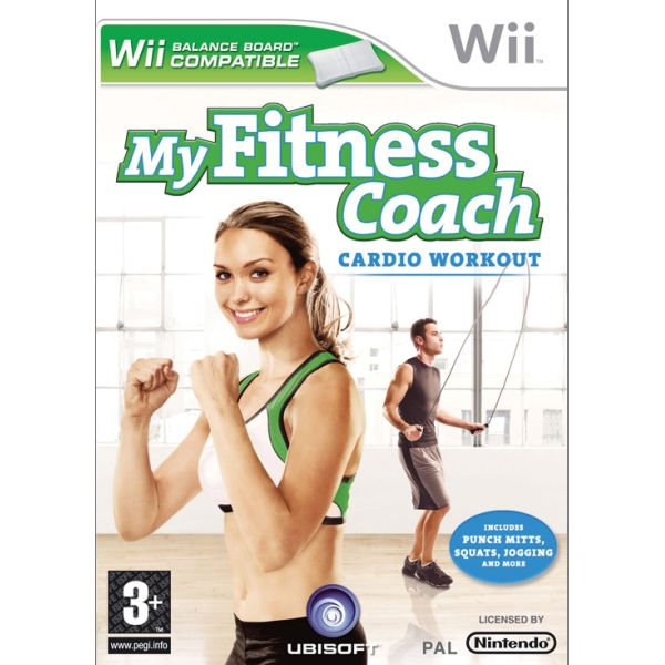 My Fitness Coach: Cardio Workout