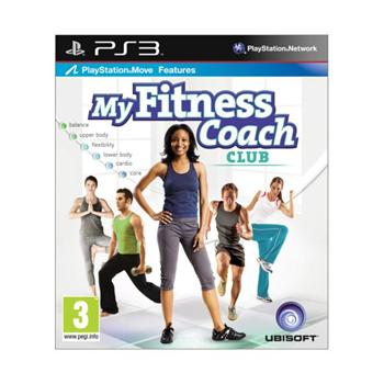 My Fitness Coach Club [PS3] - BAZ�R (pou�it� tovar)