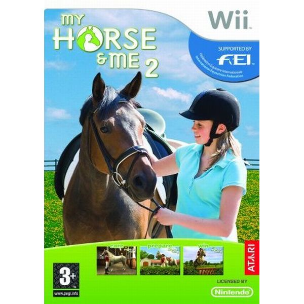 My Horse & Me 2 Wii