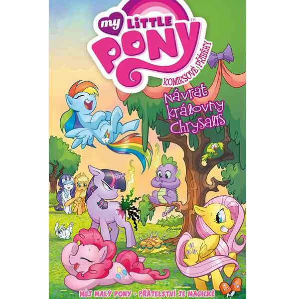 My Little Pony: Návrat královny Chrysalis