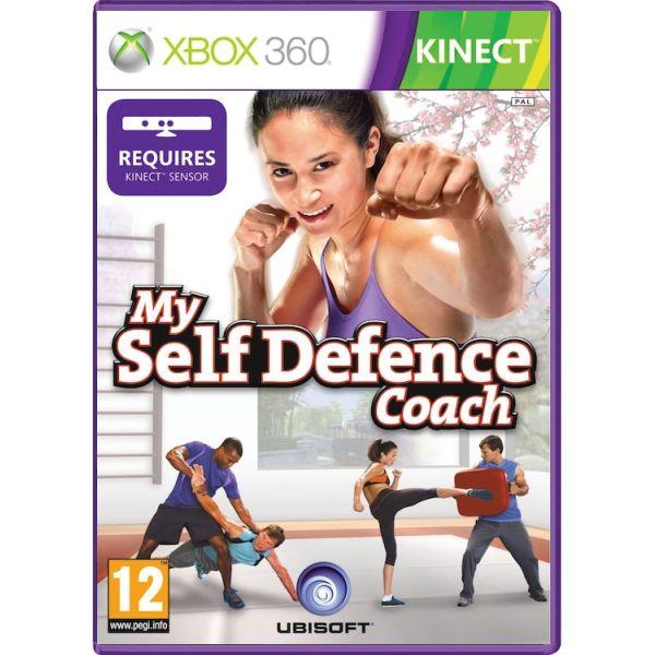 My Self Defence Coach [XBOX 360] - BAZÁR (použitý tovar)
