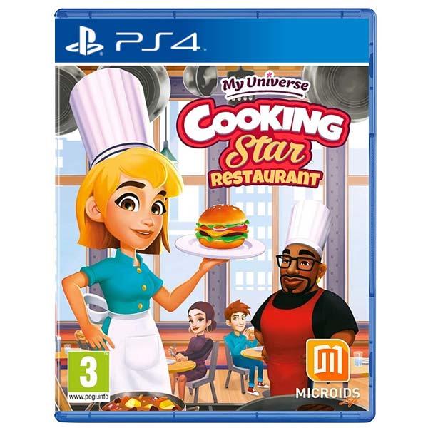 My Universe: Cooking Star Restaurant