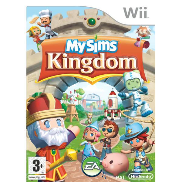 MySims Kingdom CZ