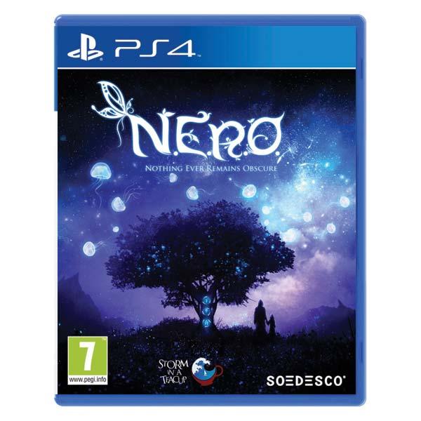N.E.R.O. : Nothing Ever Remains Obscure [PS4] - BAZÁR (použitý tovar)