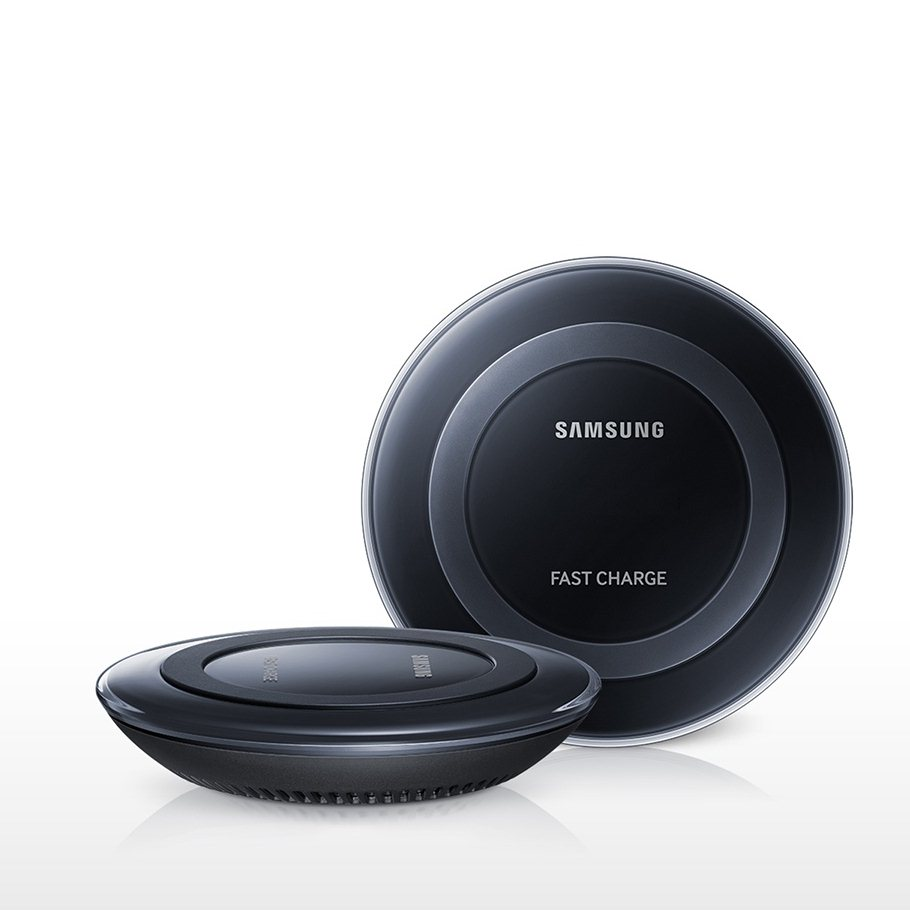 Nabíjačka bezdrôtová Samsung EP-PN920B Fast Charge, Black - OPENBOX (Rozbalený tovar s plnou zárukou)